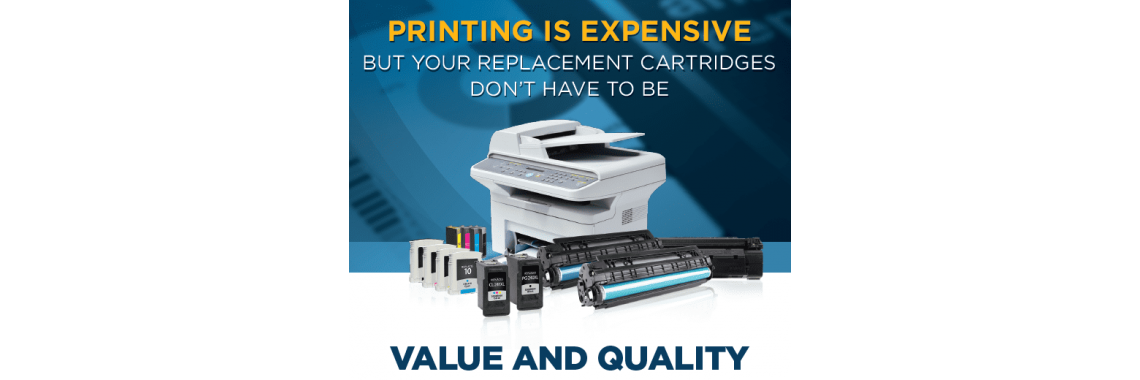 Ink and Toner Value and Quality