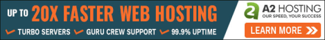 Printer Coach's pick for the fastest, least expemsive web host.