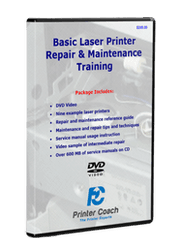 Printer Coach Basic Printer Repair Video Training