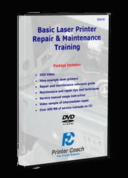 Printer Coach Basic Printer Repair Video Training