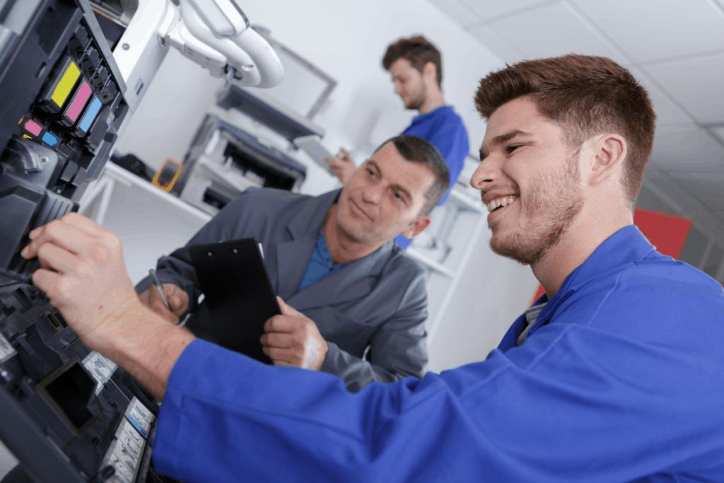 Printer Coach Printer Repair Technician Training