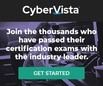 Join the thousands who have passed their certification exams with the industry leader. Get Started.